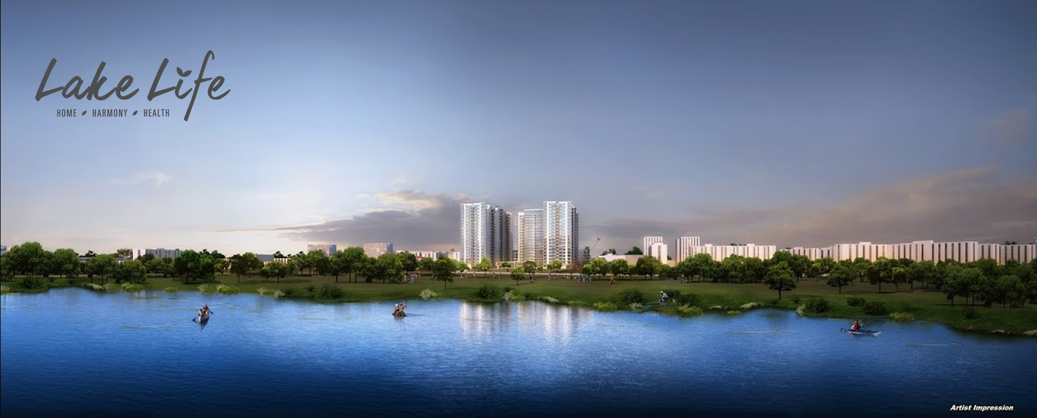 Trend LAKE LIFE EC Perspective Register for Interest or be updated on Price list Floor Plan etc