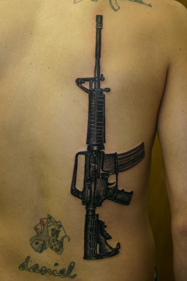 miliary based tattoo s page 2 alley cat s elite tattoo world rh sites google com m16 tattoo outline m16 tattoo meaning