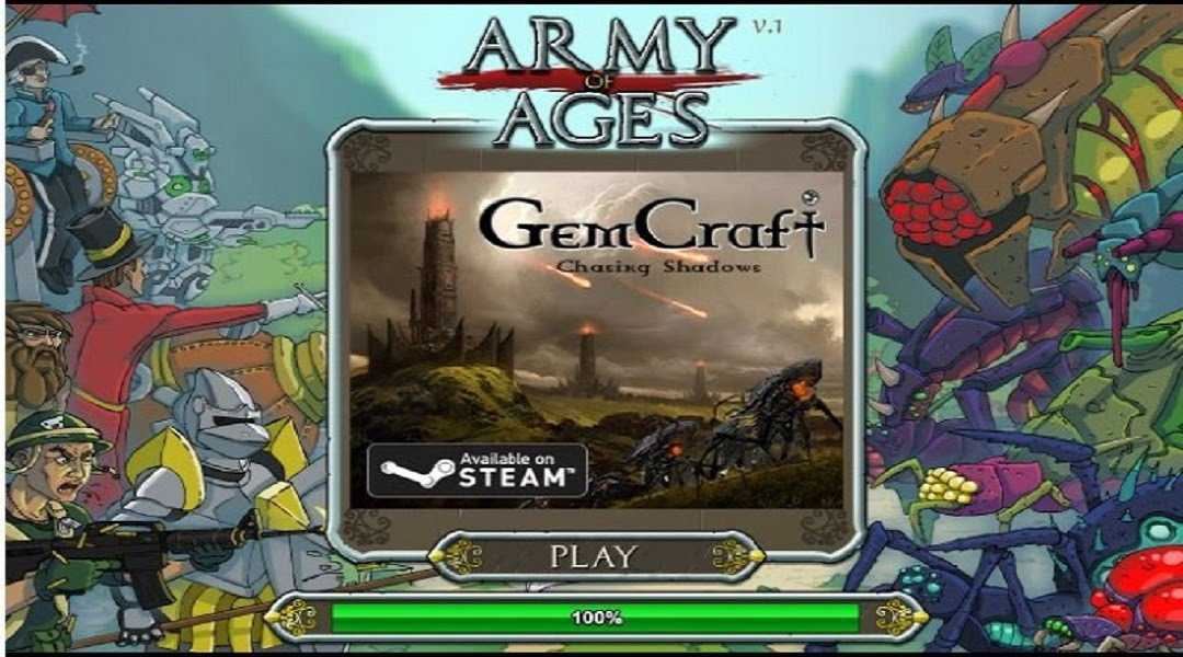 Army Of Ages Unblocked Games 76