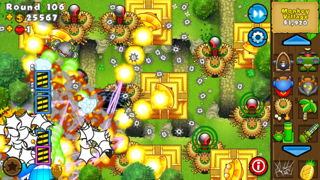 Bloons Tower Defense 5 Unblocked // Unblocked66Games.com