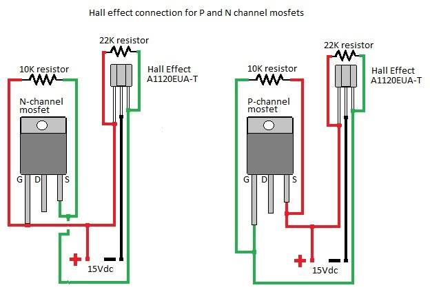 Hall Probe Hp : Hall effects and mosfet hookup alternativeworld energy