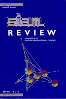 SIAM Review Cover