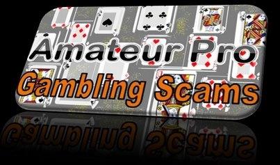 Online casino gambling scams