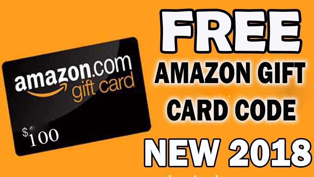 free amazon gift card code generator no download no survey