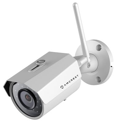 Outdoor wireless cameras - Wireless IP Camera