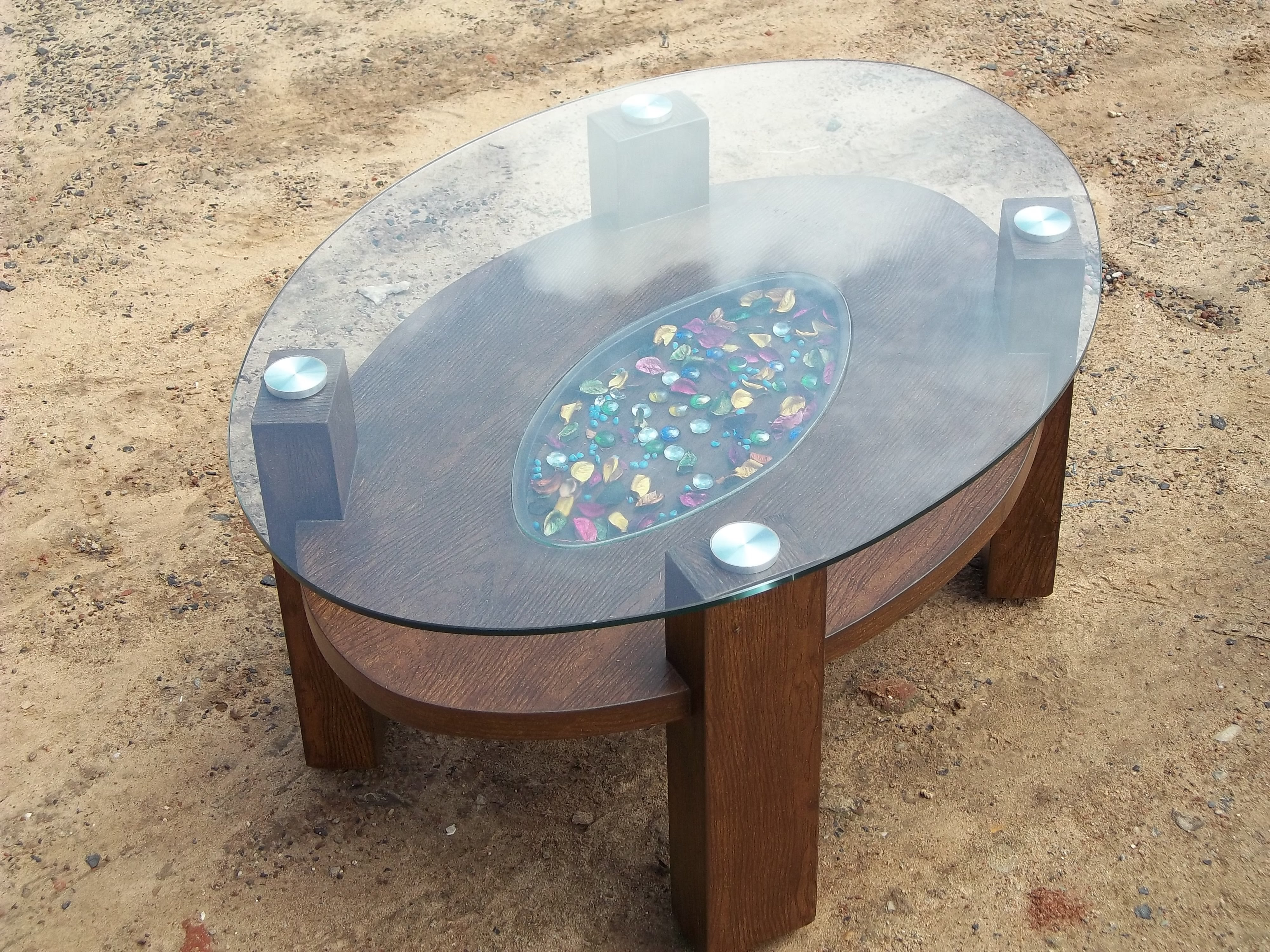 Centre Table Designs Electronic Safe