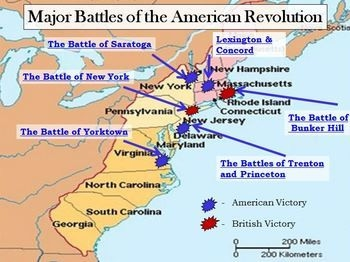 the battle of saratoga 1777 1778 was the turning point of the revolutionary war it was at this point that britains reputation as a powerful