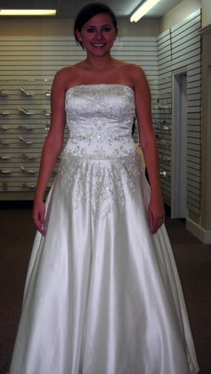 Discontinued Alfred Angelo Wedding Dresses 74 New  Note to all