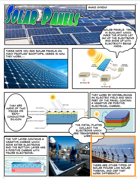 Solar Panels Comic - Anaiz's Physics Website