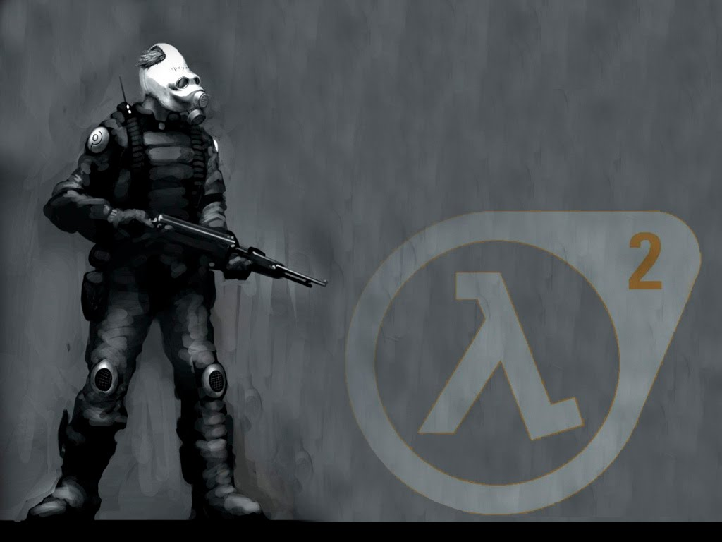 Half Life 2 Combine Wallpaper: Anarklov3r