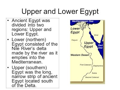 Week 1: Egypt and the Nile River - Ancient Civilizations HS