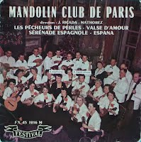 Mandolin club de Paris