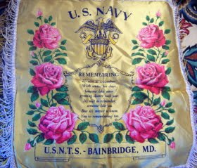 WWII Sweetheart Pillow Cases (Reference) 101_1388