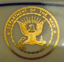 Department Of the Navy Small Plate P1000911