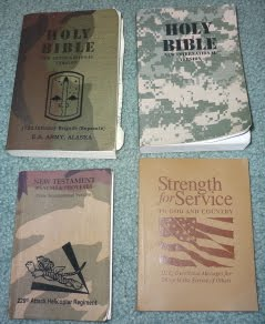 Modern Military Bibles and Religious Publications (Reference) P1000943