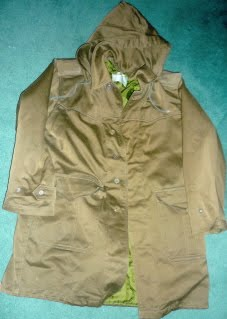 Yugoslavian Field Jacket (?) P1050210