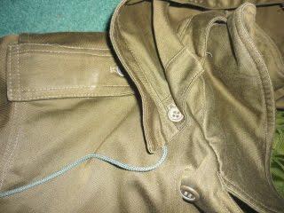 Yugoslavian Field Jacket (?) P1050211