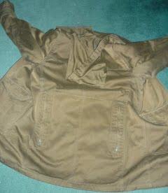 Yugoslavian Field Jacket (?) P1050218