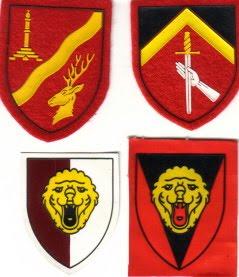 Belgian Army Insignia Belgian
