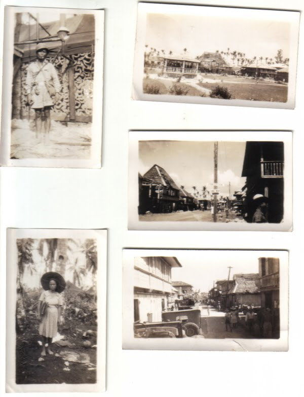 My Grandfather and some of his pictures Resizedone