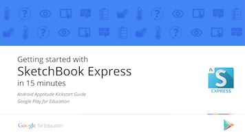 SketchBook Express - Kickstart Guide