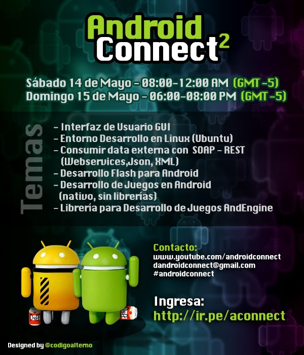 AndroidConnect II Flyer