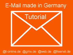 """Initiative ""E-Mail made in Germany"""