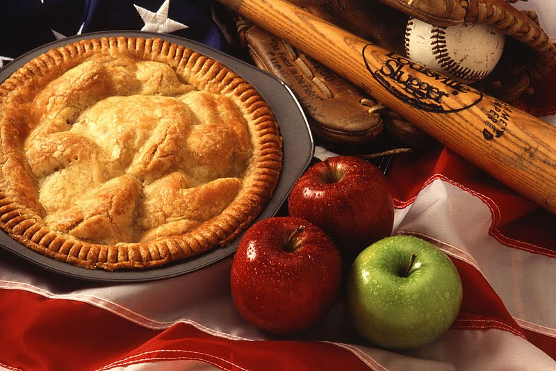 Motherhood and apple pie...