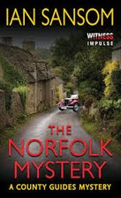 Book cover for The Norfolk Mystery by Ian Sansom