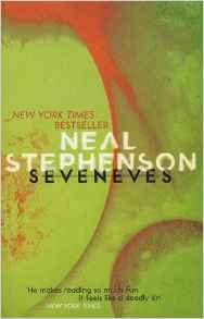 Book cover for Seveneves by Neal Stephenson