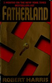 Book cover for Fatherland by Robert Harris
