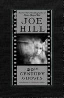 Book cover for 20th Century Ghosts by Joe Hill