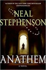 Book cover for Anathem by Neal Stephenson