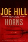 Book cover for Horns by Joe Hill