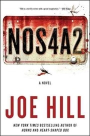 Book cover for NOS4A2 by Joe Hill