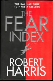 Book cover for The Fear Index by Robert Harris