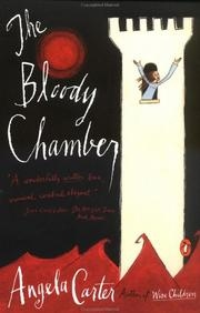 Book cover for The Bloody Chamber by Angela Carter