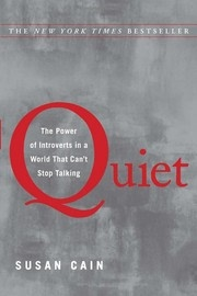 Book cover for Quiet by Susan Cain