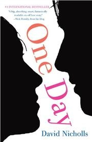 Book cover for One Day by David Nicholls