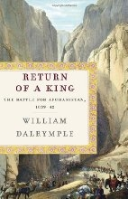 Book cover for The Return of a King: The Battle for Afghanistan, 1839-42 (Vintage Departures) by William Dalrymple