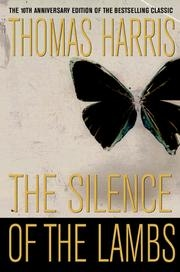 Book cover for The Silence of the Lambs by Thomas Harris