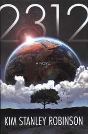 Book cover for 2312 by Kim Stanley Robinson