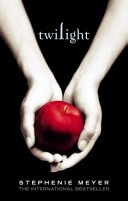 Book cover for Twilight by Stephenie Meyer