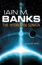 Book cover for The Hydrogen Sonata by Iain M. Banks
