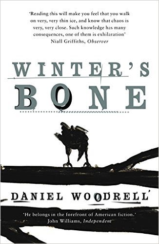 Book cover for Winter's Bone by Daniel Woodrell