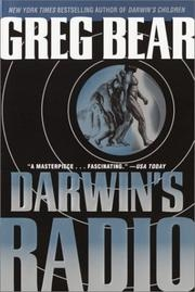 Book cover for Darwin's Radio by Greg Bear