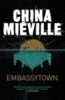 Book cover for Embassytown by China Mieville