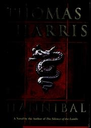 Book cover for Hannibal by Thomas Harris