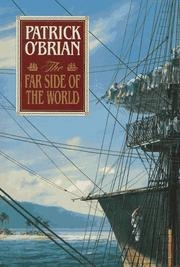Book cover for The Far Side of the World by Patrick O'Brian