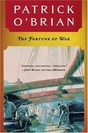 Book cover for The Fortune of War by Patrick O'Brian